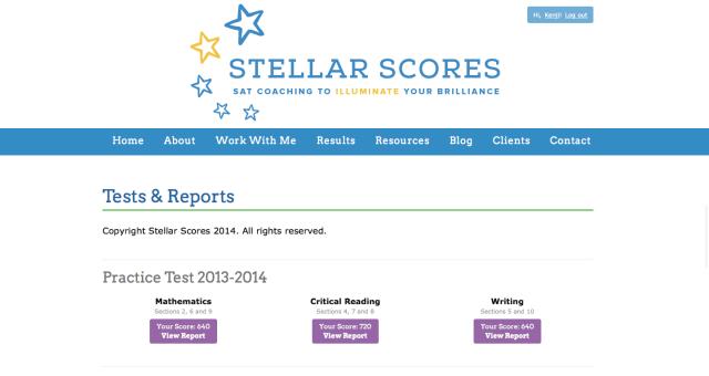 stellar reports